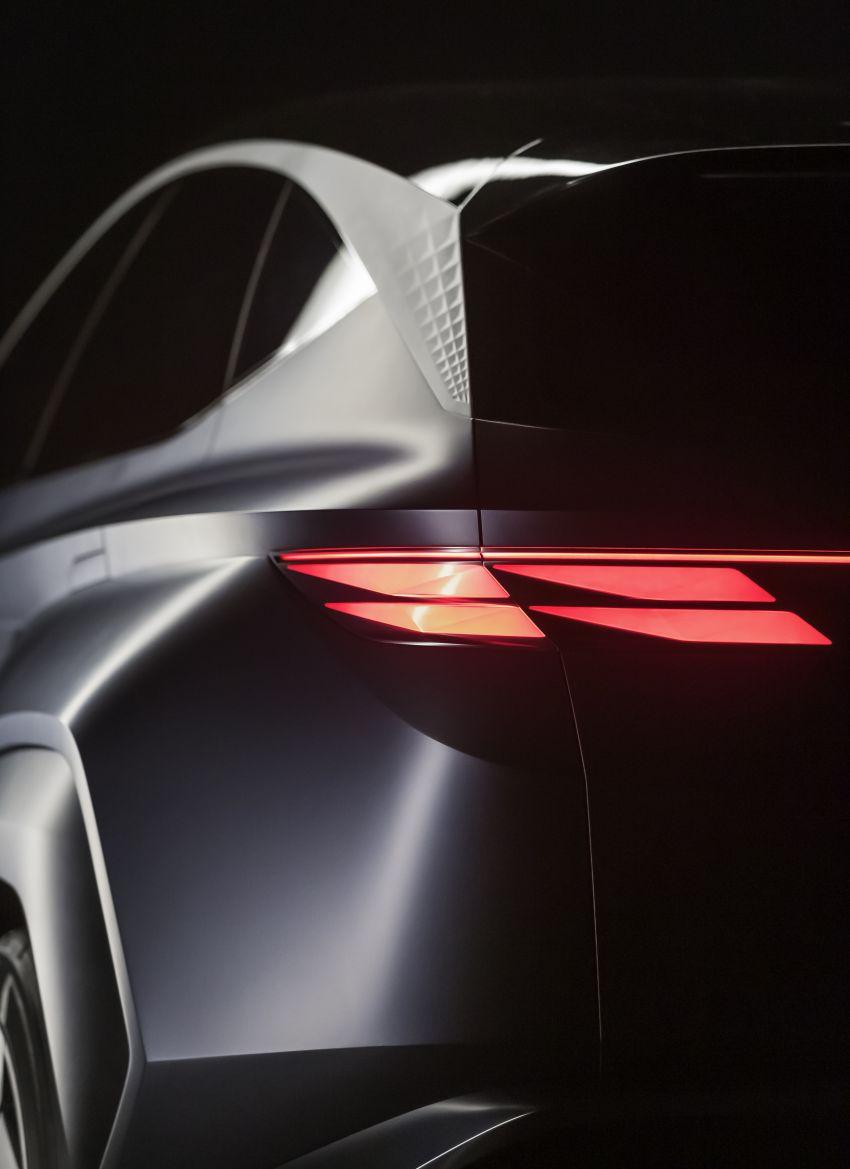 Hyundai Vision T revealed, previews next-gen Tucson Image #1049098