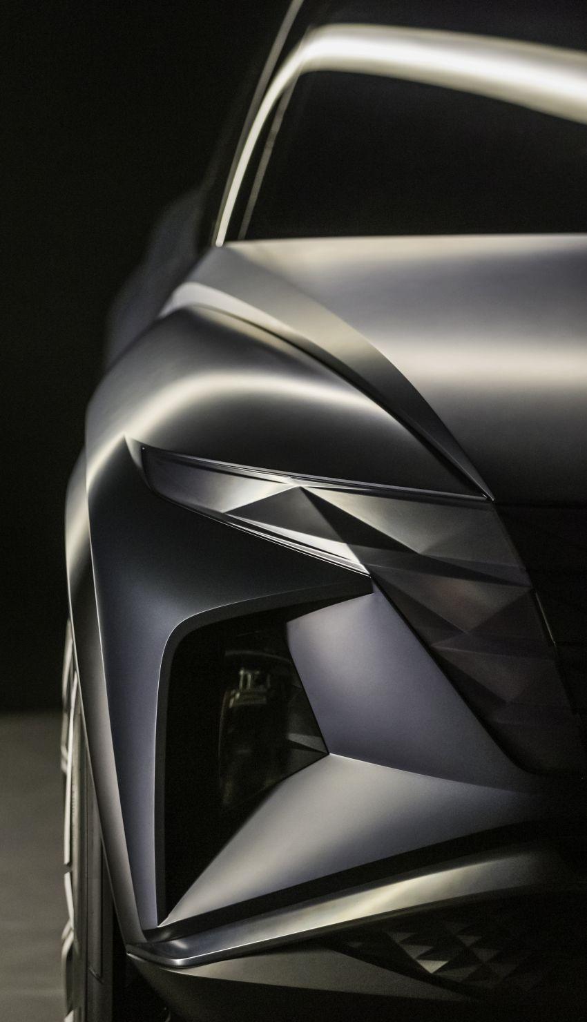 Hyundai Vision T revealed, previews next-gen Tucson Image #1049099