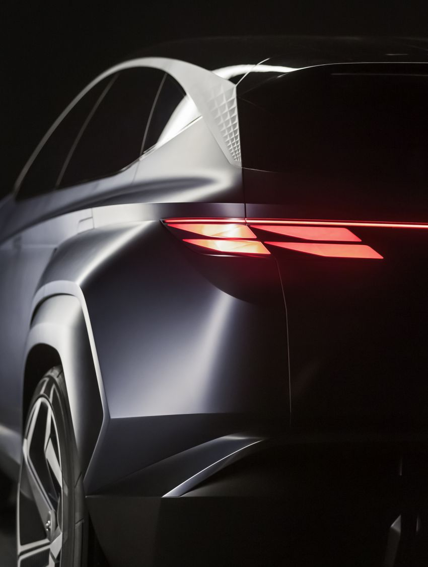 Hyundai Vision T revealed, previews next-gen Tucson Image #1049100