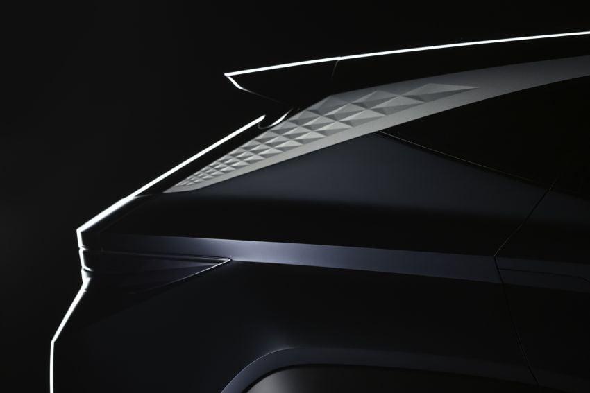 Hyundai Vision T revealed, previews next-gen Tucson Image #1049101