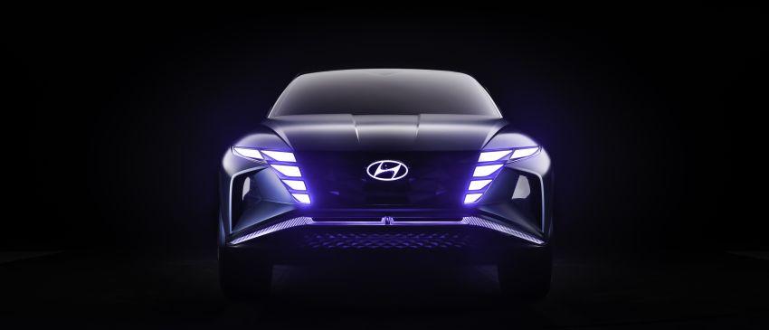 Hyundai Vision T revealed, previews next-gen Tucson Image #1049103