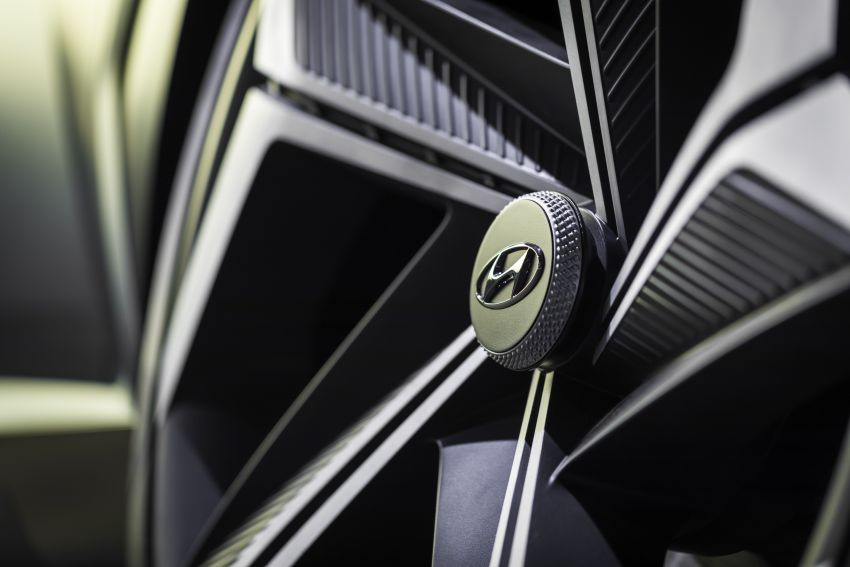 Hyundai Vision T revealed, previews next-gen Tucson Image #1049107