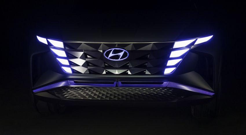 Hyundai Vision T revealed, previews next-gen Tucson Image #1049114