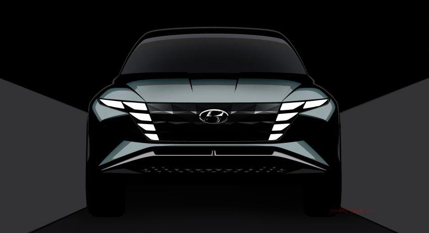 Hyundai Vision T revealed, previews next-gen Tucson Image #1048710