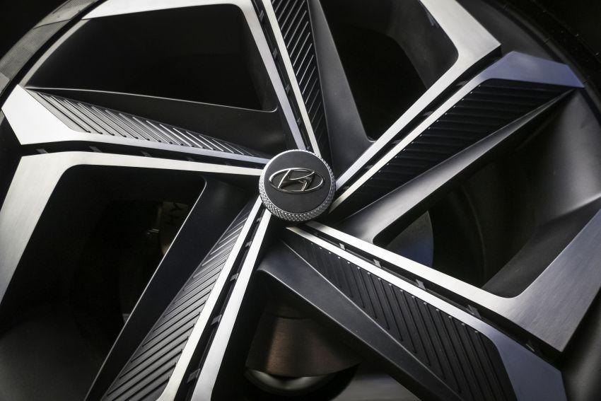 Hyundai Vision T revealed, previews next-gen Tucson Image #1049116