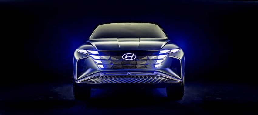 Hyundai Vision T revealed, previews next-gen Tucson Image #1049120