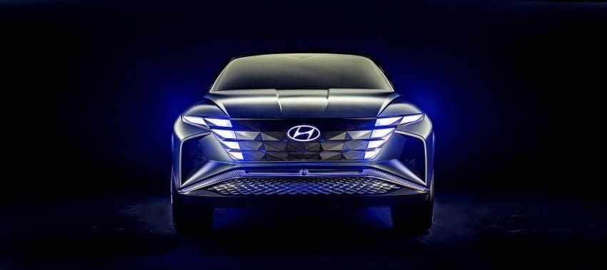 Hyundai Vision T revealed, previews next-gen Tucson Image #1049120