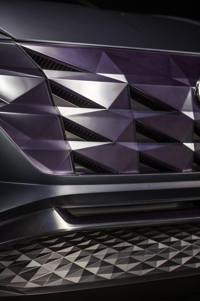 Hyundai Vision T revealed, previews next-gen Tucson Image #1049124