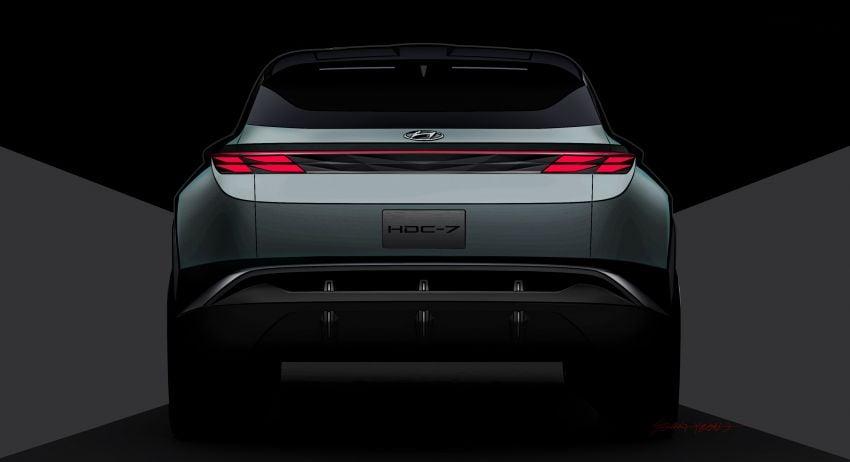 Hyundai Vision T revealed, previews next-gen Tucson Image #1048712