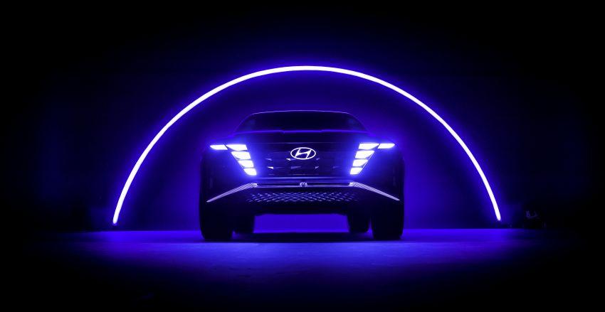 Hyundai Vision T revealed, previews next-gen Tucson Image #1049128