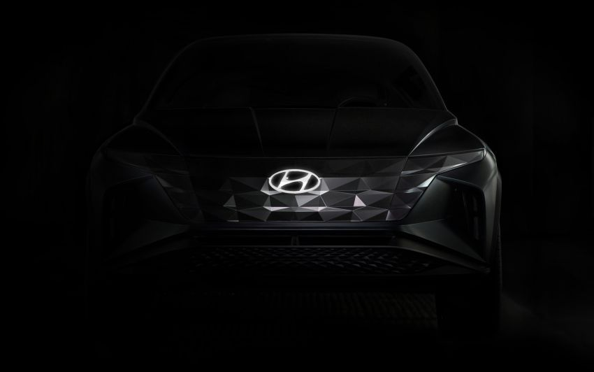 Hyundai Vision T plug-in hybrid SUV concept teased ahead of LA debut – preview of next-gen Tucson? Image #1045625