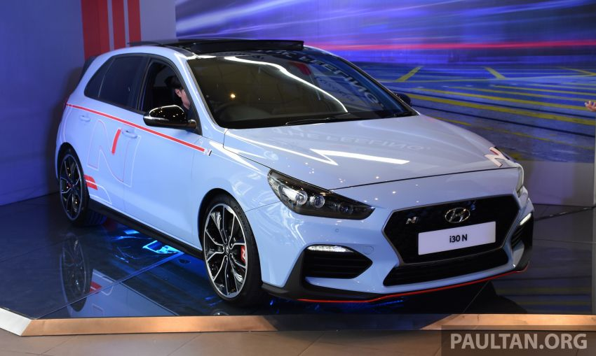 Hyundai i30 N launched in Malaysia – 20 units, only available on Lazada during 12.12 Grand Sale, RM299k Image #1052844