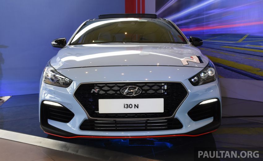 Hyundai i30 N launched in Malaysia – 20 units, only available on Lazada during 12.12 Grand Sale, RM299k Image #1052846