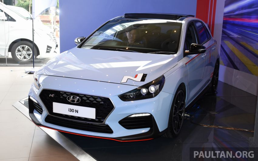 Hyundai i30 N launched in Malaysia – 20 units, only available on Lazada during 12.12 Grand Sale, RM299k Image #1052847