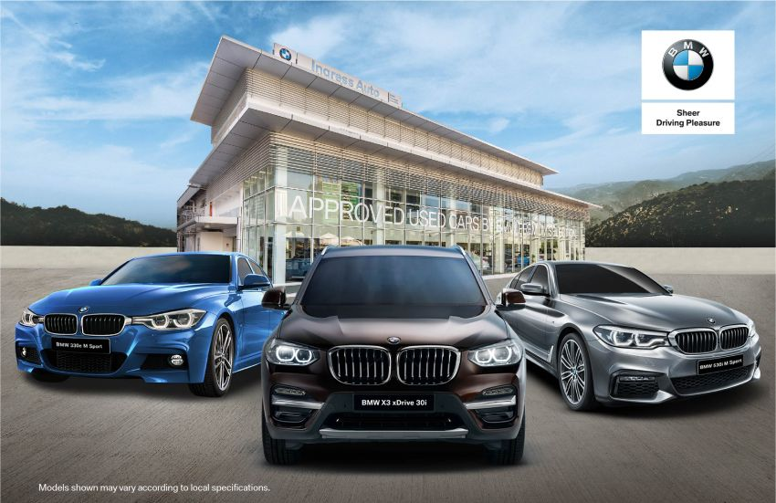 AD: The best deals on an approved pre-owned BMW are available at Ingress Auto Damansara this weekend! Image #1045523