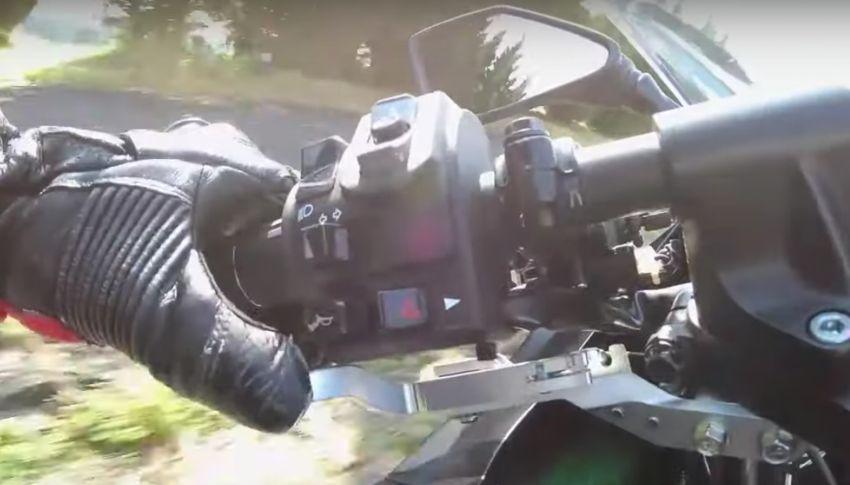 Kawasaki sah sedang bangunkan motosikal elektrik Image #1045475