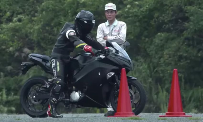 Kawasaki sah sedang bangunkan motosikal elektrik Image #1045478