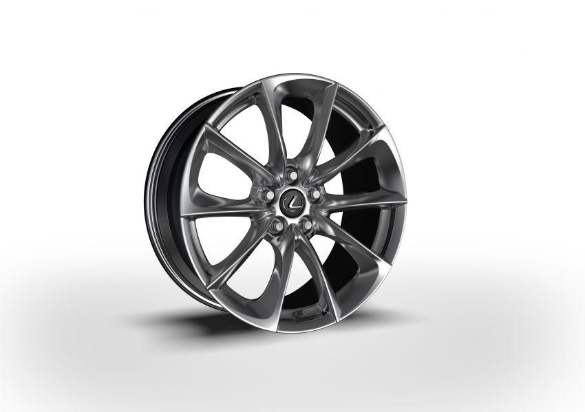 Lexus LC 500 Convertible – open-top stunner debuts Image #1047918