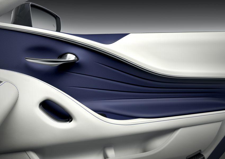 Lexus LC 500 Convertible – open-top stunner debuts Image #1047932