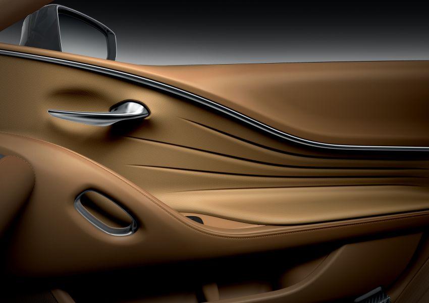 Lexus LC 500 Convertible – open-top stunner debuts Image #1047933