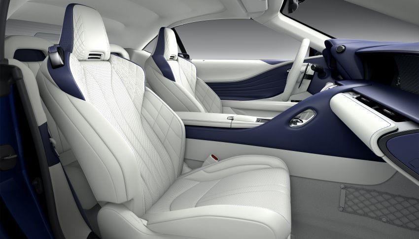 Lexus LC 500 Convertible – open-top stunner debuts Image #1047946