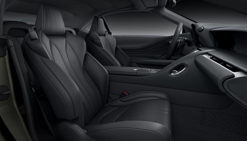 Lexus LC 500 Convertible – open-top stunner debuts Image #1047949
