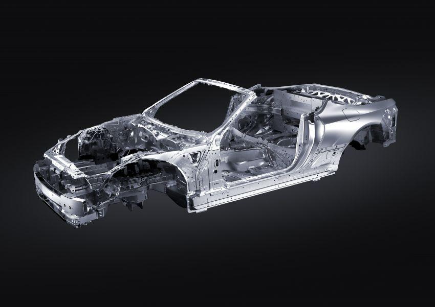Lexus LC 500 Convertible – open-top stunner debuts Image #1047951