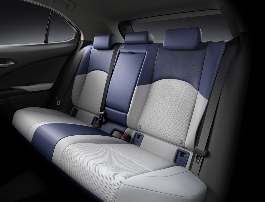 Lexus UX 300e pure EV – 400 km range, 204 PS/300 Nm, 'paddle-shift' braking regen, Active Sound Control Image #1049816