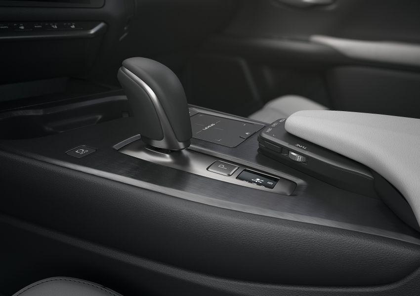 Lexus UX 300e pure EV – 400 km range, 204 PS/300 Nm, 'paddle-shift' braking regen, Active Sound Control Image #1049817