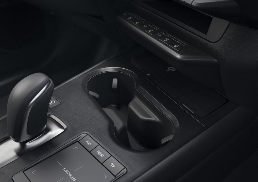 Lexus UX 300e pure EV – 400 km range, 204 PS/300 Nm, 'paddle-shift' braking regen, Active Sound Control Image #1049818