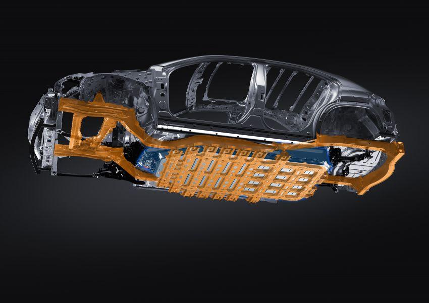 Lexus UX 300e pure EV – 400 km range, 204 PS/300 Nm, 'paddle-shift' braking regen, Active Sound Control Image #1049830