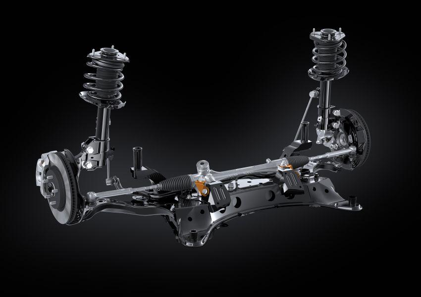 Lexus UX 300e pure EV – 400 km range, 204 PS/300 Nm, 'paddle-shift' braking regen, Active Sound Control Image #1049832