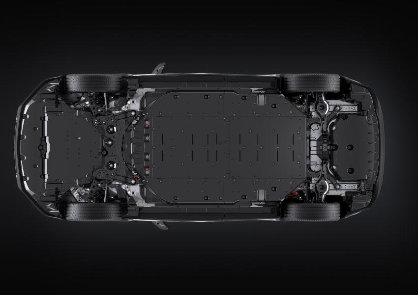 Lexus UX 300e pure EV – 400 km range, 204 PS/300 Nm, 'paddle-shift' braking regen, Active Sound Control Image #1049836
