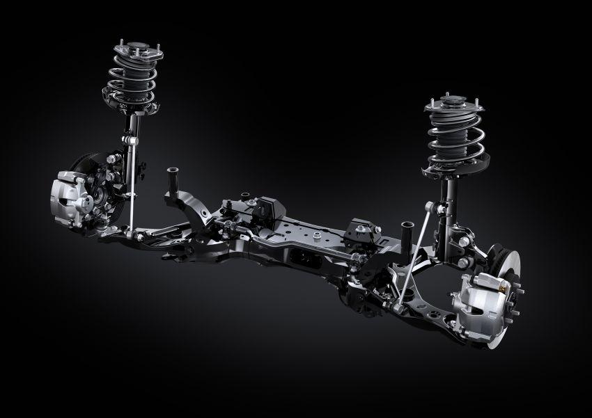 Lexus UX 300e pure EV – 400 km range, 204 PS/300 Nm, 'paddle-shift' braking regen, Active Sound Control Image #1049837