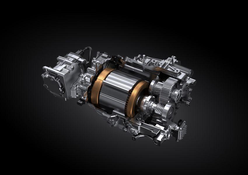 Lexus UX 300e pure EV – 400 km range, 204 PS/300 Nm, 'paddle-shift' braking regen, Active Sound Control Image #1049838