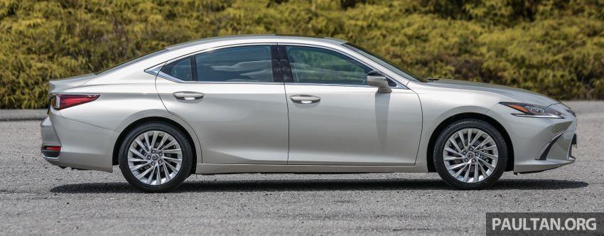 FIRST DRIVE: 2019 Lexus ES 250 Luxury – RM333k Image #1038362