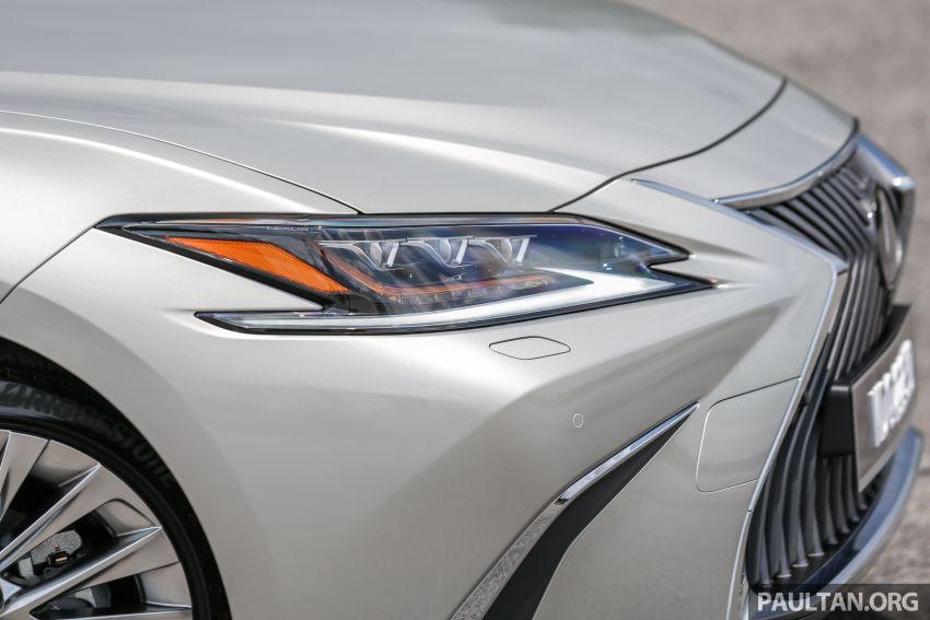 FIRST DRIVE: 2019 Lexus ES 250 Luxury – RM333k Image #1038366