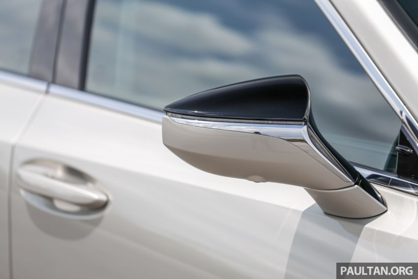 FIRST DRIVE: 2019 Lexus ES 250 Luxury – RM333k Image #1038370