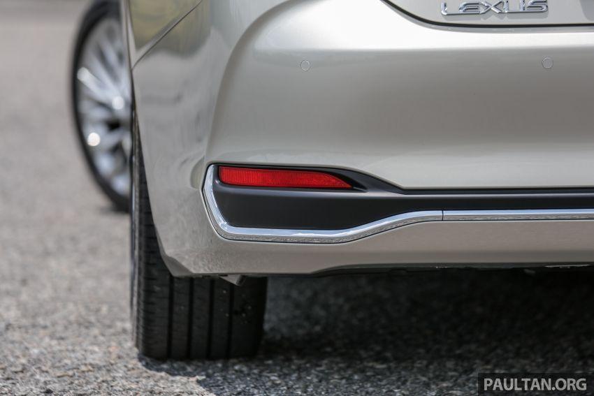 FIRST DRIVE: 2019 Lexus ES 250 Luxury – RM333k Image #1038381