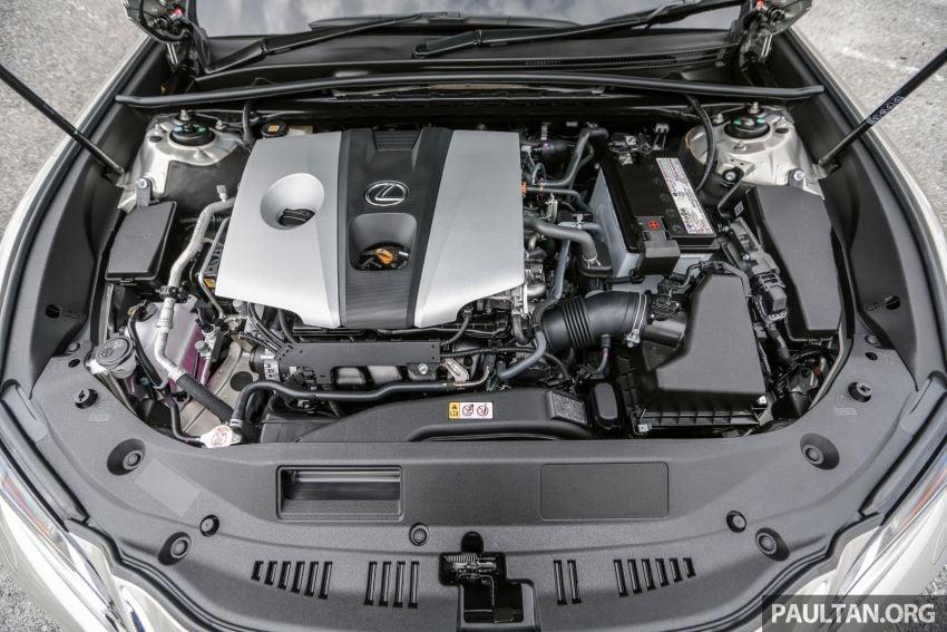 FIRST DRIVE: 2019 Lexus ES 250 Luxury – RM333k Image #1038385