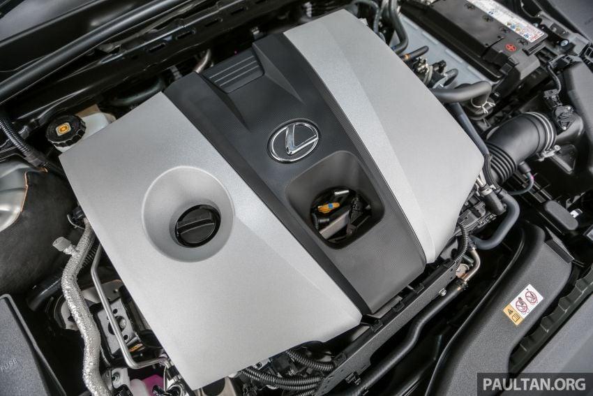 FIRST DRIVE: 2019 Lexus ES 250 Luxury – RM333k Image #1038386