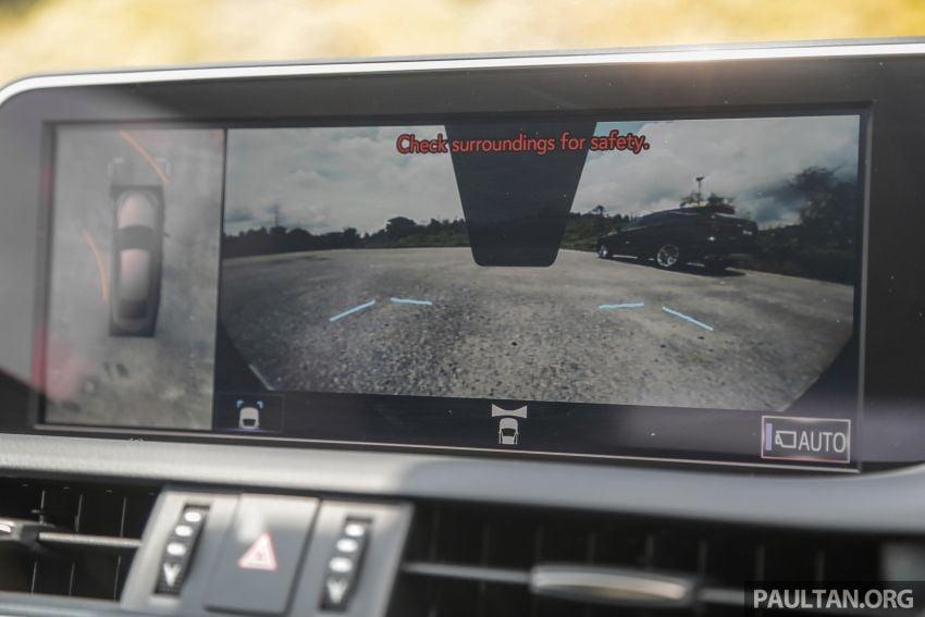 FIRST DRIVE: 2019 Lexus ES 250 Luxury – RM333k Image #1038397