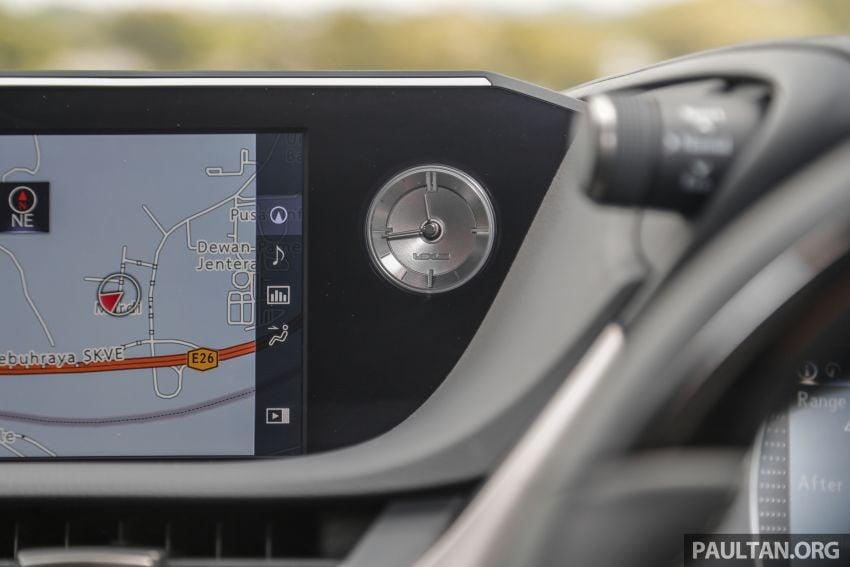 FIRST DRIVE: 2019 Lexus ES 250 Luxury – RM333k Image #1038398