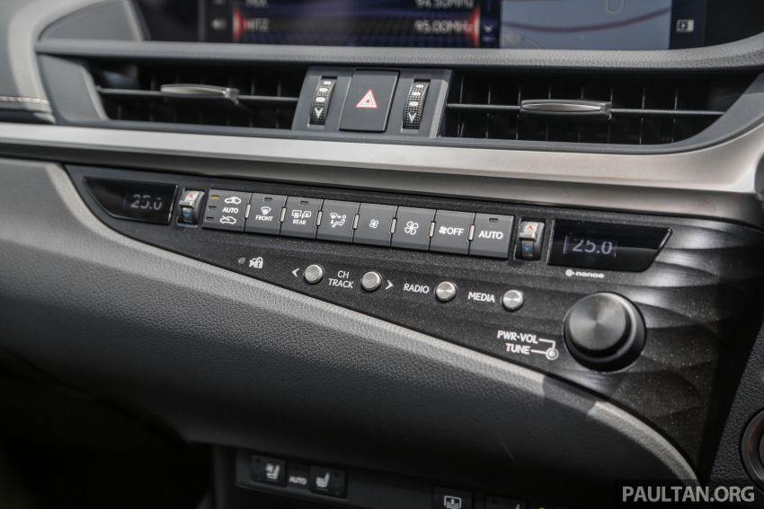 FIRST DRIVE: 2019 Lexus ES 250 Luxury – RM333k Image #1038399