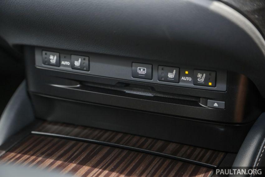 FIRST DRIVE: 2019 Lexus ES 250 Luxury – RM333k Image #1038400