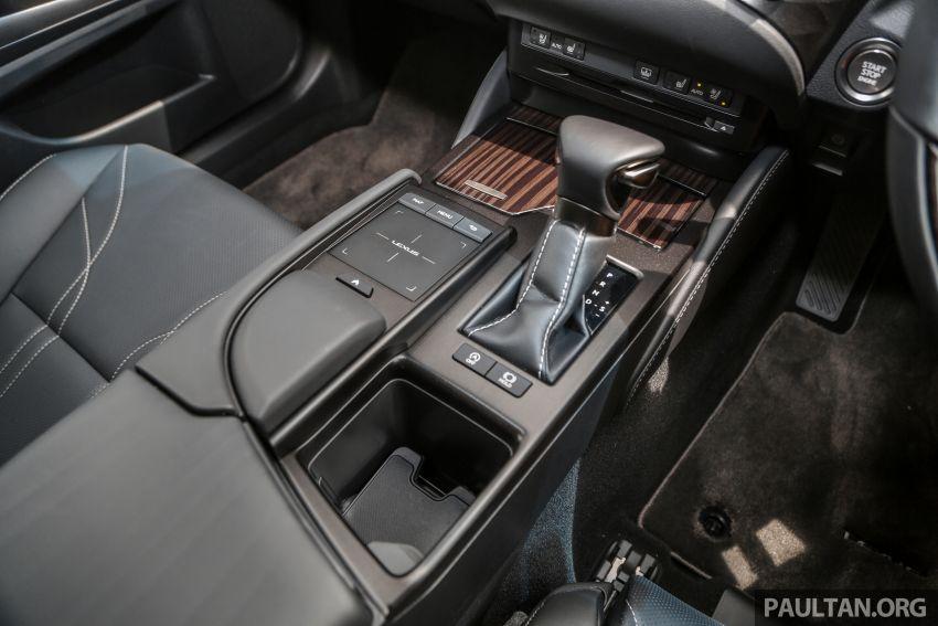 FIRST DRIVE: 2019 Lexus ES 250 Luxury – RM333k Image #1038403