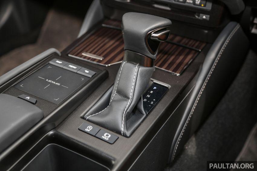FIRST DRIVE: 2019 Lexus ES 250 Luxury – RM333k Image #1038404