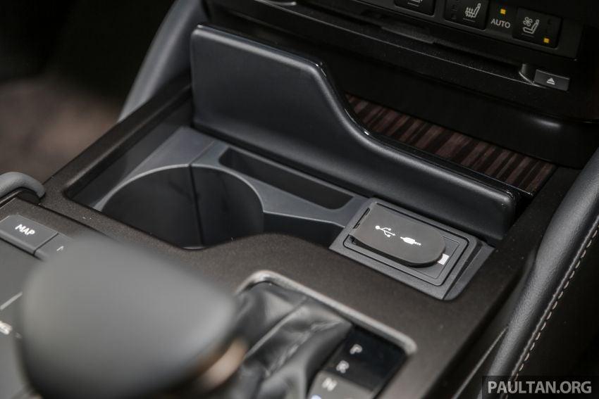 FIRST DRIVE: 2019 Lexus ES 250 Luxury – RM333k Image #1038406