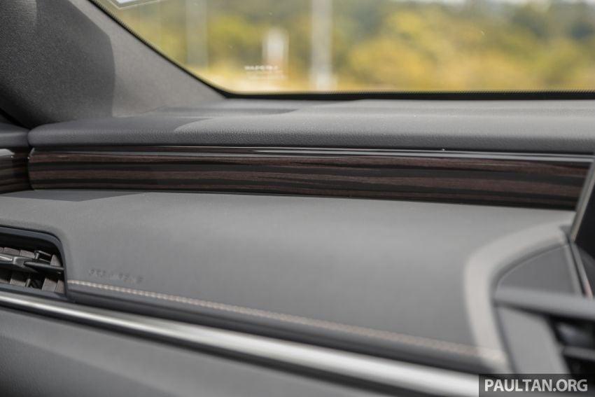 FIRST DRIVE: 2019 Lexus ES 250 Luxury – RM333k Image #1038409