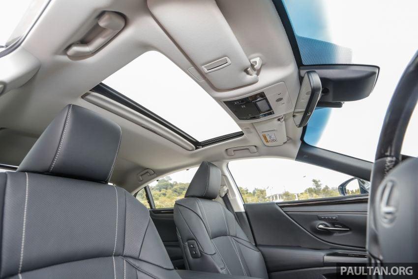 FIRST DRIVE: 2019 Lexus ES 250 Luxury – RM333k Image #1038412